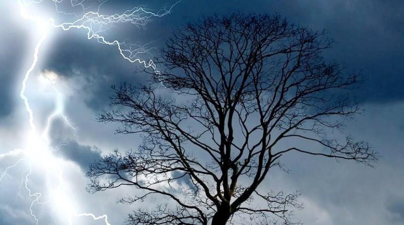 bouře, pnd