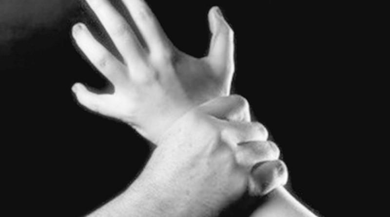 chycení ruky, pnd