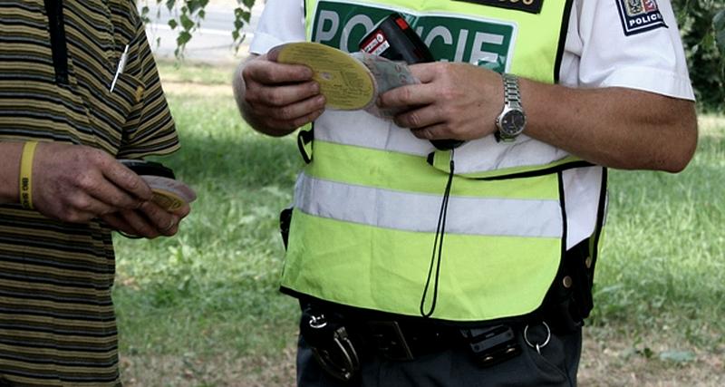 kontrola kotoučků, policie.cz