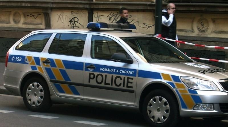 policie v akci, wikimedia.org