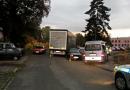 Totálně opilý řidič kamionu havaroval u Tymákova. Velkým zázrakem svou jízdou nikoho nezabil!