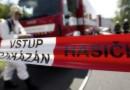 Výbuch ve sběrně zasáhl čtyři hasiče. Exploze byla slyšitelná v širokém okolí!