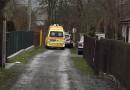 V Chlumčanech srazilo auto batole. Dítě skončilo v nemocnici