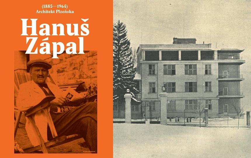 Sanatorium Janov poblíž Mirošova, r. 1929, autor stavby: Hanuš Zápal, zdroj foto: zpc-galerie.cz