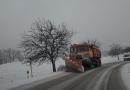 Meteorologové varují před ledovkou. Opatrní by měli být především chodci a motoristé!