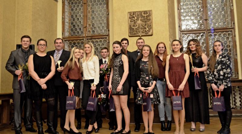 vyhlášení ankety atlet Plzeňského kraje 015, zdroj- kupk.cz