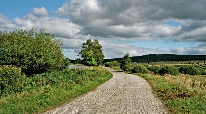 okolí Padrťských rybníků v brdech, zdroj - brdy.org