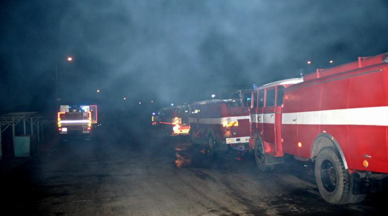 požár elektrosoučástek v příchovicích, hzspk