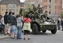 V koloně Convoy of Liberty lidé uvidí přes 200 kusů vojenské historické techniky