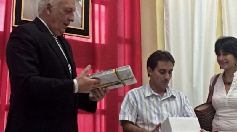 hejtman a viceprezident Lorenzo na Kubě, kupk.cz