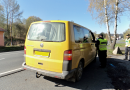 Na Tachovsku se uskutečnila bezpečnostní akce. Policisté při ní kontrolovali řidiče