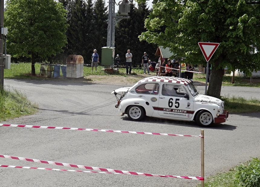 podbrdská rallye legend 2016, PnD