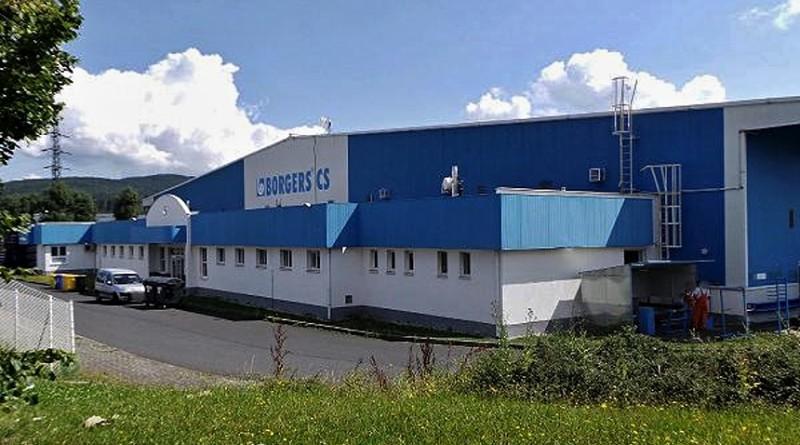 borgers fabrika hrádek, zdroj-firmy.cz