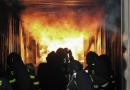 Ve výcvikovém středisku hasičů došlo k výbuchu. Dva hasiči skončili v nemocnici