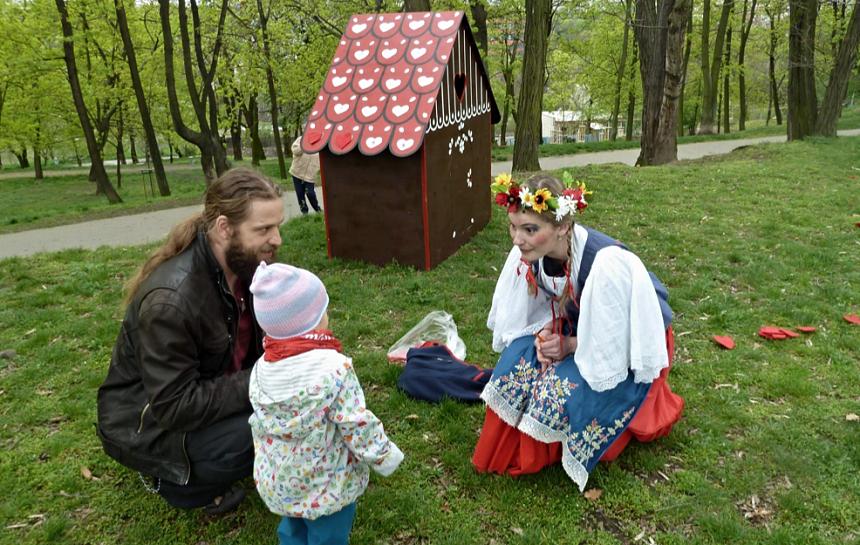 pohádkový les v Praze, autor- velka-dobrodruzstvi.cz