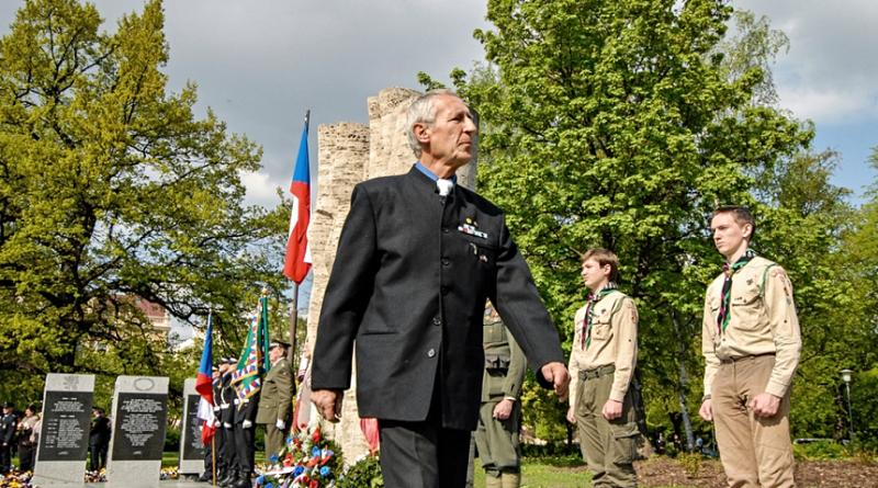 uctění památky obětí války v rámci slavností svobody v plzni, autor - plzen.eu