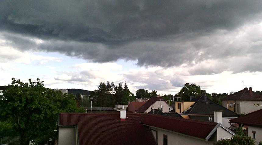zataženo, počasí, PnD
