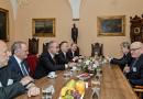 V Plzni se konalo setkání ministrů Visegrádské skupiny. Politici se setkali také s primátorem