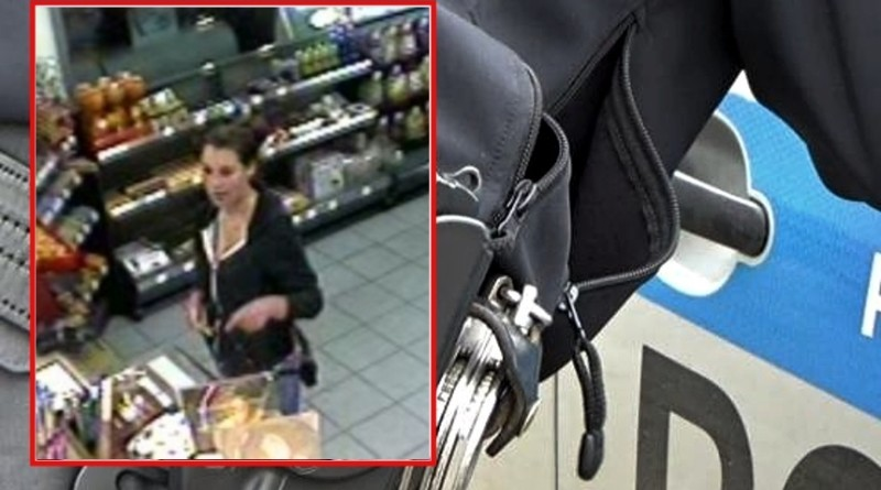 policisté pátrají po ženě