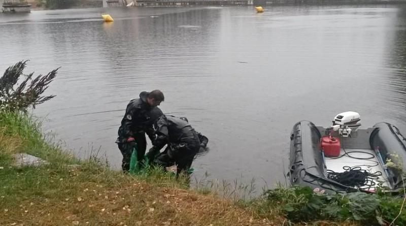 utonulý muž, zdroj - policie.cz