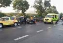 Po prudkém lijáku se objevila řada nehod na jižním Plzeňsku