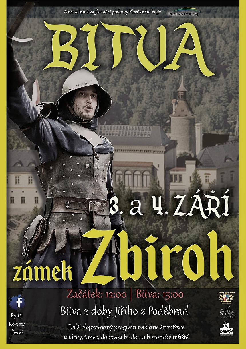 plakát akce rytířů