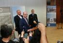 Do Plzně přijel premiér Sobotka s ministrem Chovancem. Cílem jejich cesty bylo policejní ředitelství