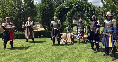 Na zbirožském zámku se uskuteční tradiční historická bitva. Chybět však nebude také doprovodný program