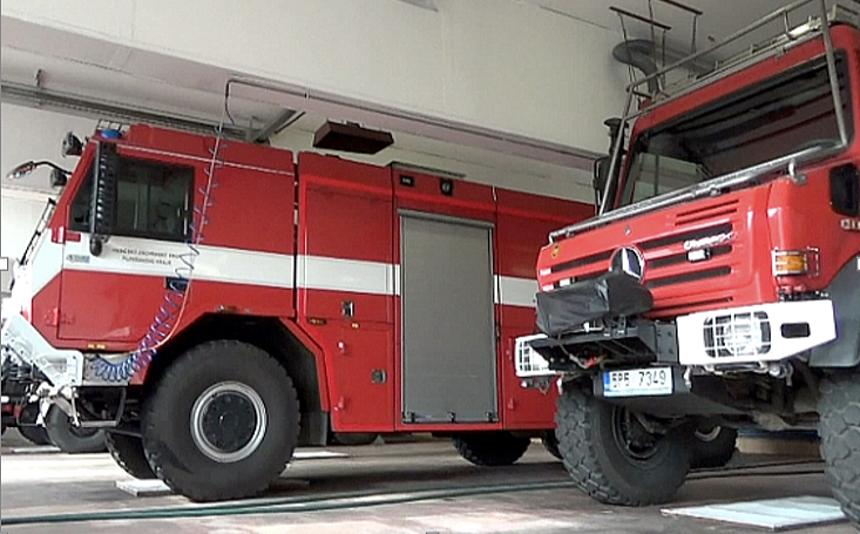 hasiči, pnd