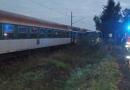 U Lužan se střetl vlak s autobusem. Zraněna byla naštěstí pouze jedna osoba
