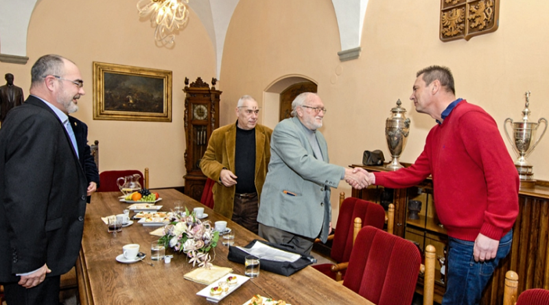 setkání bývalých plz.primátorů, zdroj - plzen.eu