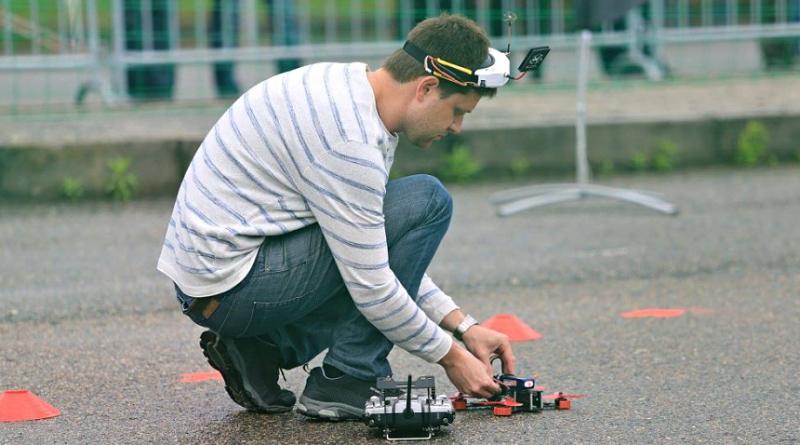 soutěž a festival DronFest v Plzni, zdroj - dronfest.cz