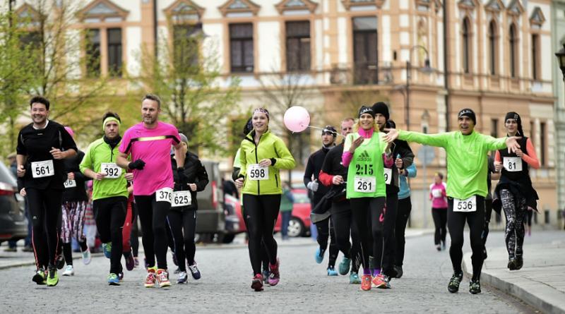 krajský půlmaratón 2017, zdroj - kúpk