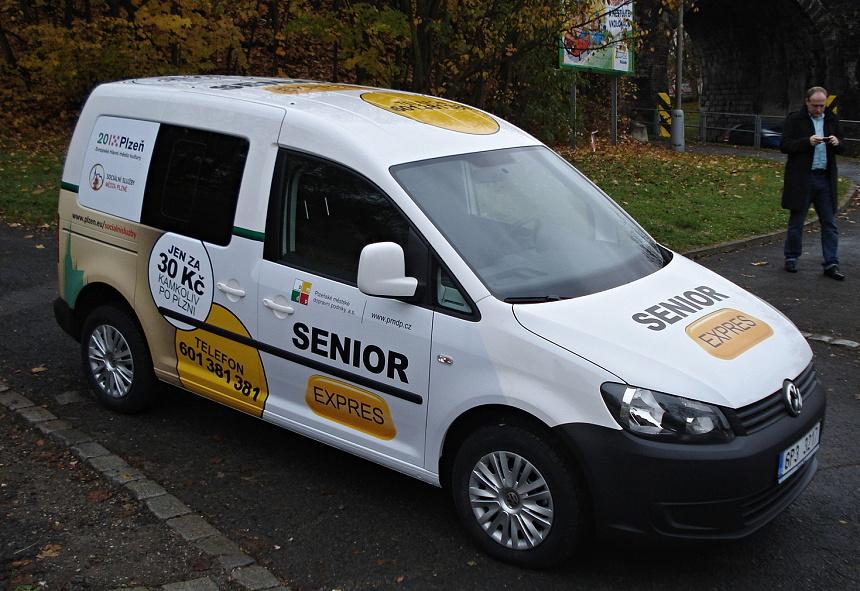 senior expres v Plzni, zdroj - scialnisluzby.plzen.eu
