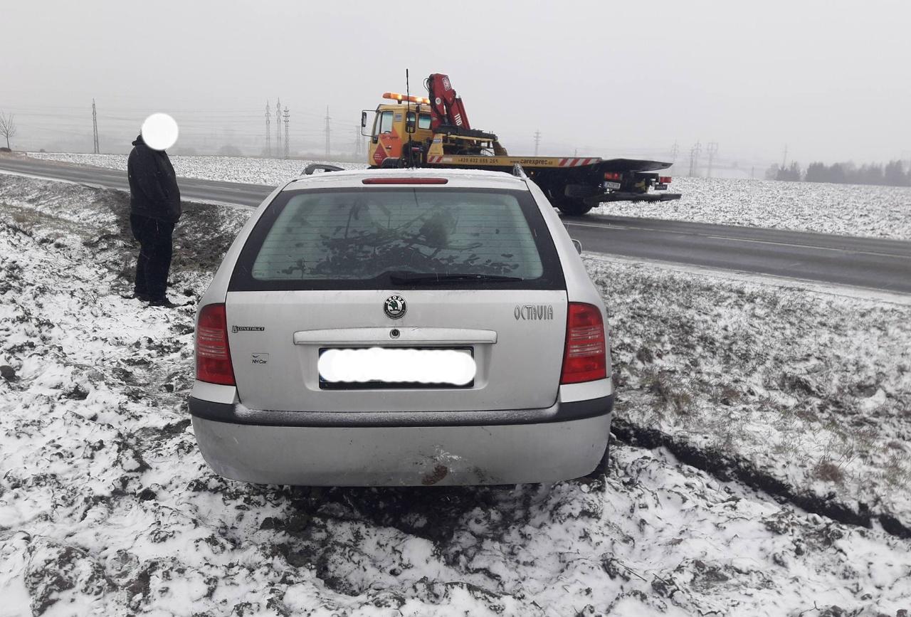 nehoda u Přeštic, autor T.beneš